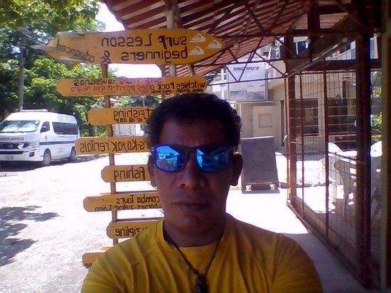 Playa Grande, Kostaryka: Offices DP