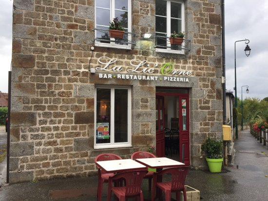 Basse-Normandie, France: Le restaurant