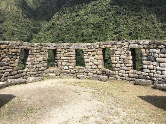 Winawayna: The ruins
