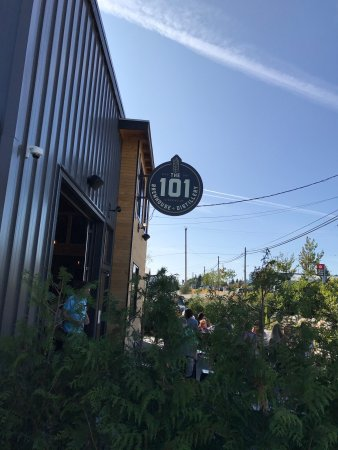 ‪The 101 Brewhouse + Distillery‬