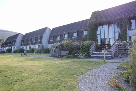Isle of Mull Hotel & Spa: Hotel buldings