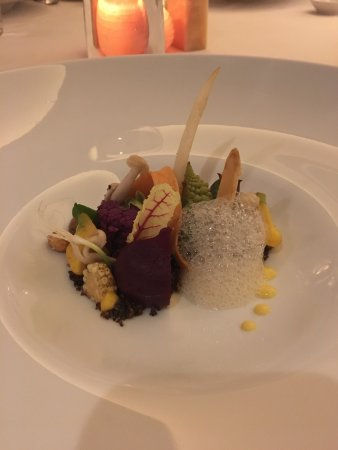 Kai Restaurant: This was the Pee-Posh Garden Salad, absolutely divine!