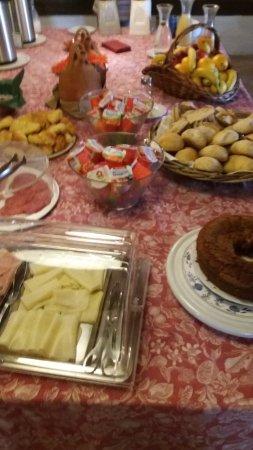 Quinta do Campo: Desayuno