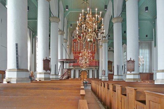Woerden, Holandia: Blick in die Petruskirche