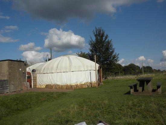 Frampton Mansell, UK : Sunny September afternoon
