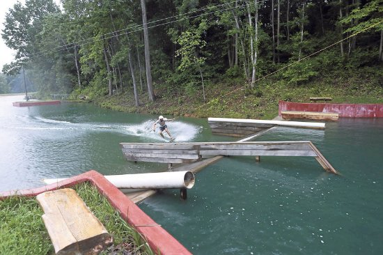 ‪Black Water Junction Wake Park‬