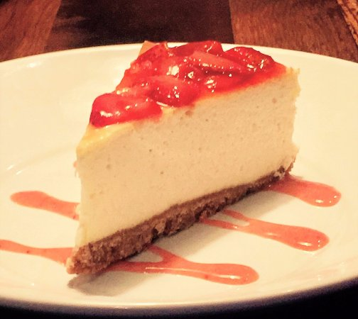 Crystal Lake, IL: made-from-scratch Cheesecake