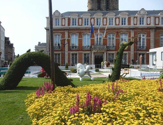 Le jardin eph m re boulogne sur mer frankrijk - Les jardins de la matelote boulogne sur mer ...