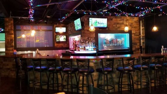 Miamisburg, OH: Tillie's Tap Room - special section in our bar