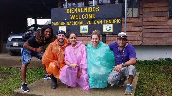 Playa Grande, Kostaryka: Volcan Tenorio, Tours