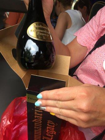 Lambouri Winery: Наша покупка