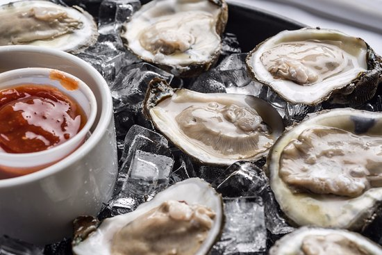 Crowley, Louisiane : Oysters on the Half Shell!