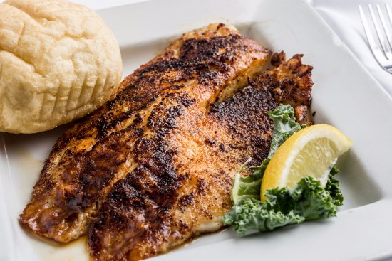 Crowley, LA: Grilled Fish
