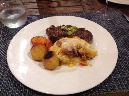 Torio, ปานามา: Amazing food
