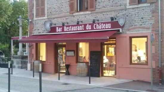 Restaurant du ch teau montrond les bains restaurant for S bains restaurant