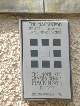 The Mackintosh House: photo0.jpg