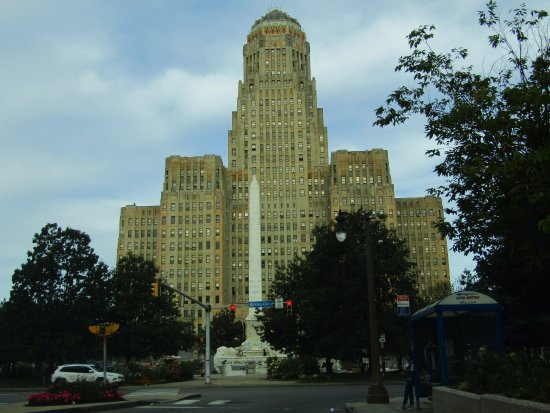 Buffalo City Hall: Art Deco
