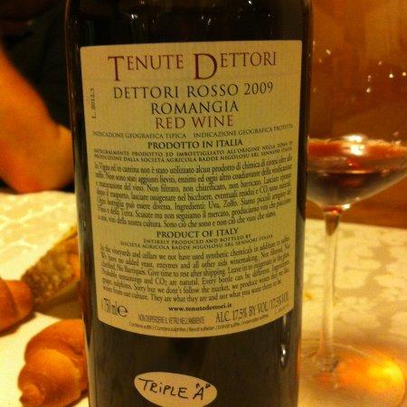 Puos d'Alpago, Włochy: vino