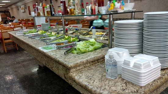 Churrascaria Simpatia Gaucha: Almoço