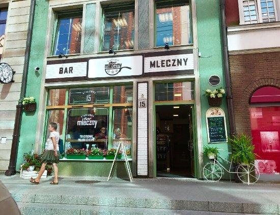 Bar Mleczny Stagiewna Gdansk Restaurant Reviews Photos