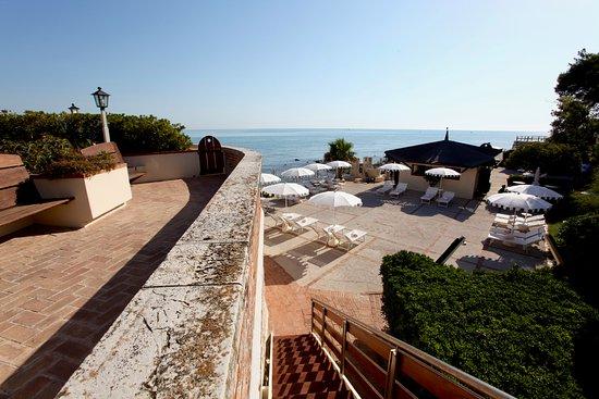 Portonovo Italien Hotel Emilia