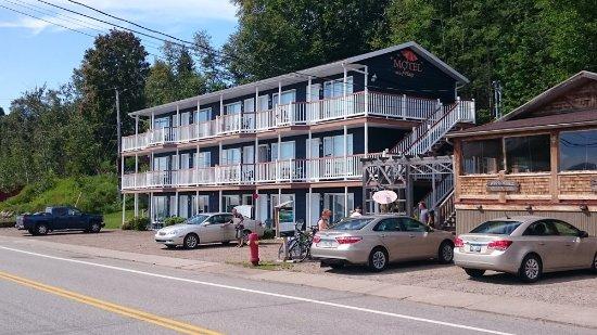 Charlevoix, Canada: Tous les chambres face au fleuve