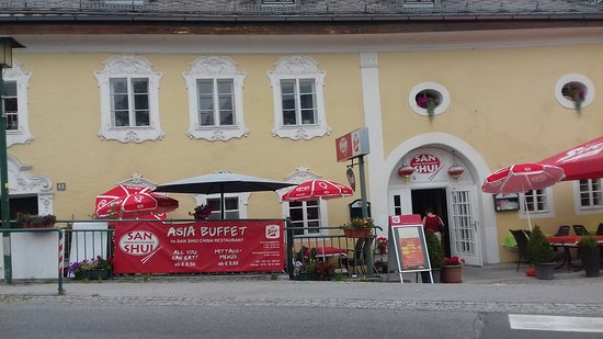 Neumarkt am Wallersee, Austria: China Restaurant San Shui