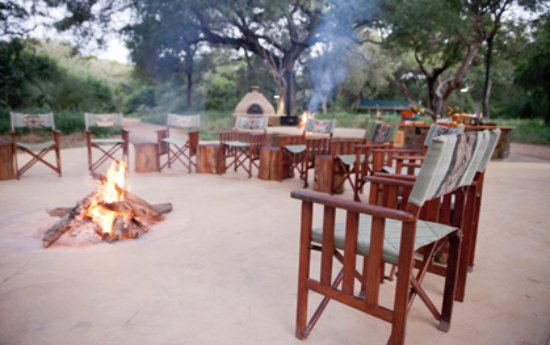 Birchenough Bridge, Zimbabwe: Tented Camp