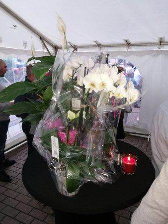 Resto du Boucher: Il faut aimer les fleurs !!!