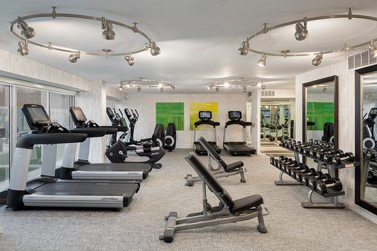 Hyatt Regency Greenville: 24/7 State of the Art Fitness Center