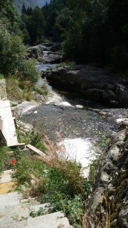 Le Moulin Des Aravis: torrente
