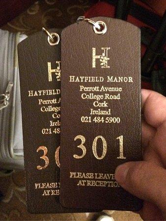 Hayfield Manor Hotel: photo1.jpg