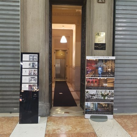 Terrazza Martini - Martini & Rossi, Mailand - Centro Storico ...