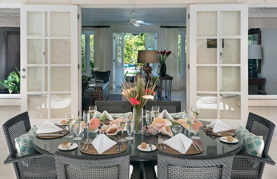 Holetown, Barbados: Tamarind Villa at Coral Reef Club
