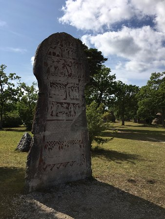 Farosund, السويد: Bungemuseet, Gotland