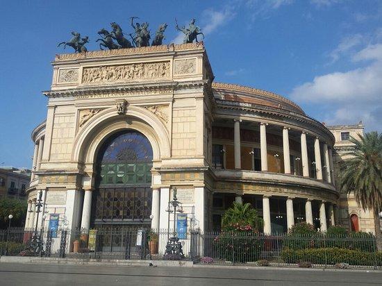 Teatro Politeama Garibaldi: Politeama