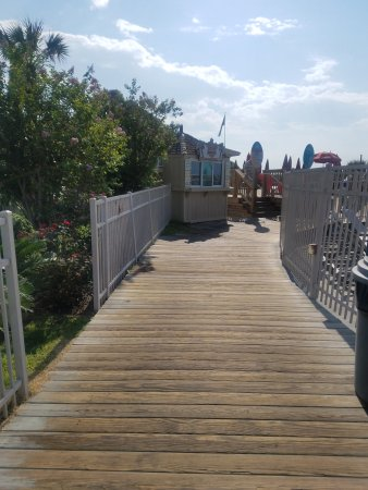 Hilton Head Island Beach & Tennis Resort: Boardwalk