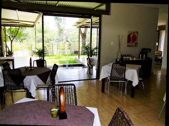 The Elegant Guesthouse: Frühstücksbereich