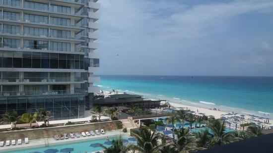 Hard Rock Hotel Cancun: Room view
