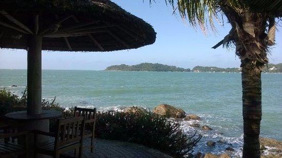 Bombas Beach: Praia de Bombas