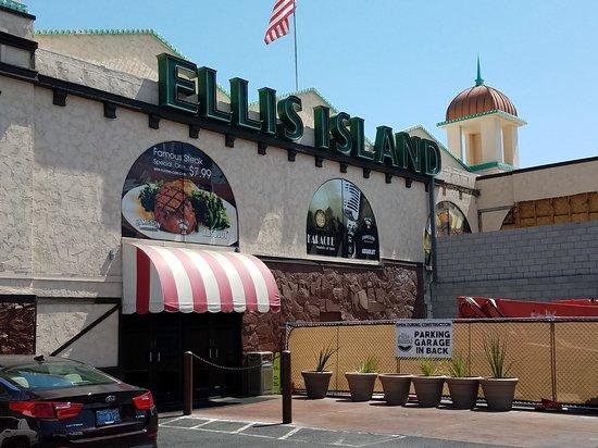 Ellis Island Cafe Las Vegas Reviews