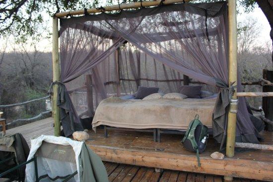 Garonga Safari Camp: The Sleep Out