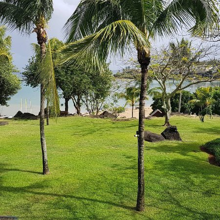 Maritim Resort & Spa Mauritius: Balcony view