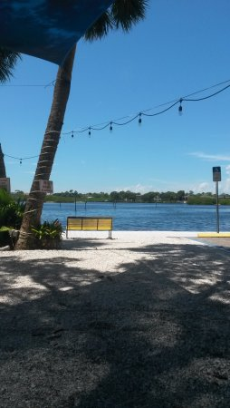 Miss Vicki's On the River: One view from our table