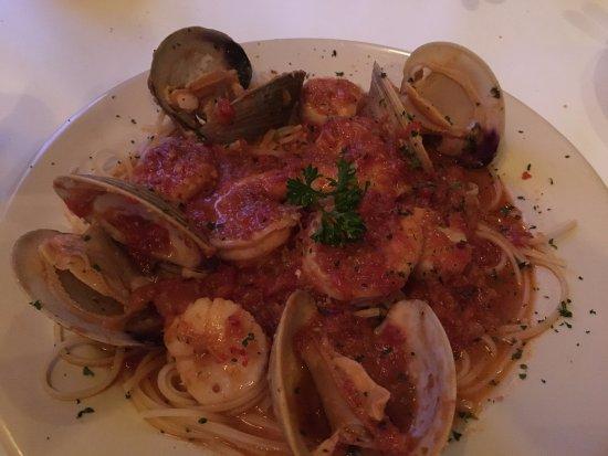 Rockaway, NJ: Seafood Combination