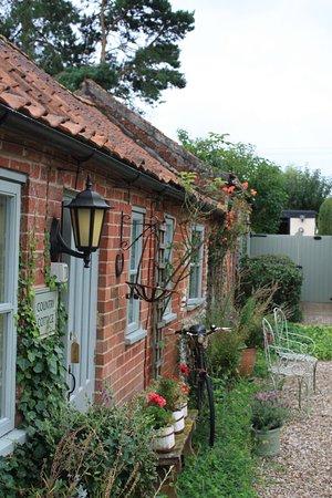 Thursford Green, UK: rooms