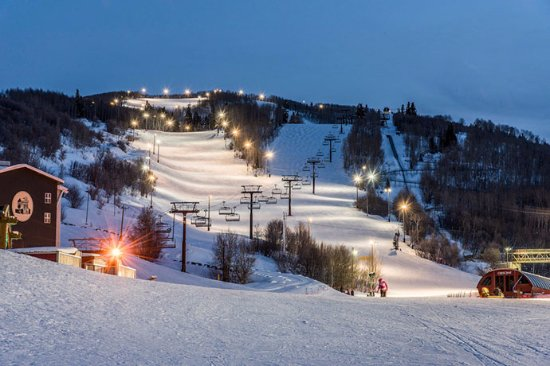 The Lodge at the Mountain Village by ASRL: Ski runs at Park City Mountain Base Area