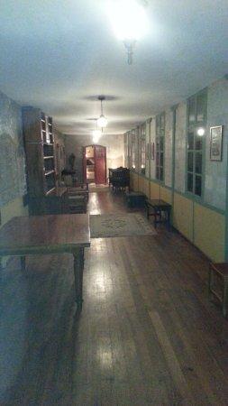 Lasso, Ecuador: Corridoio alle camere