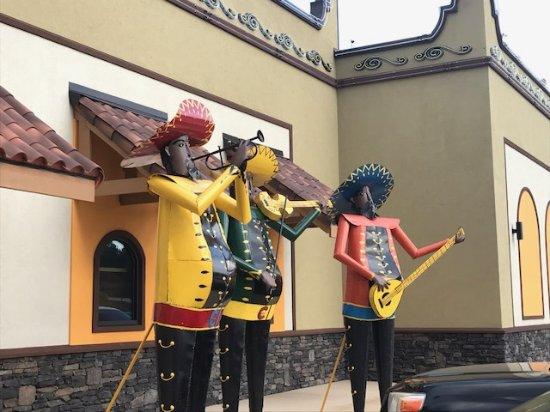 Las Palmas Mexican Restaurant Cartersville Ga