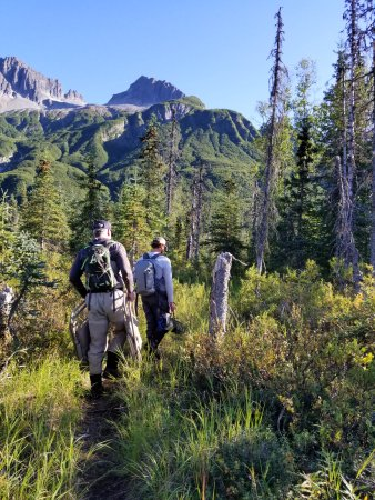 Redoubt Mountain Lodge Photo